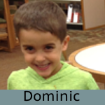 A photo of Dominic.