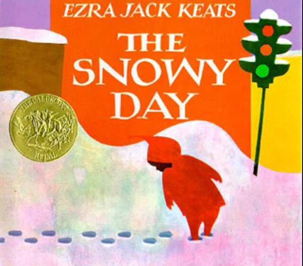 The Snowy Day, Book Cover